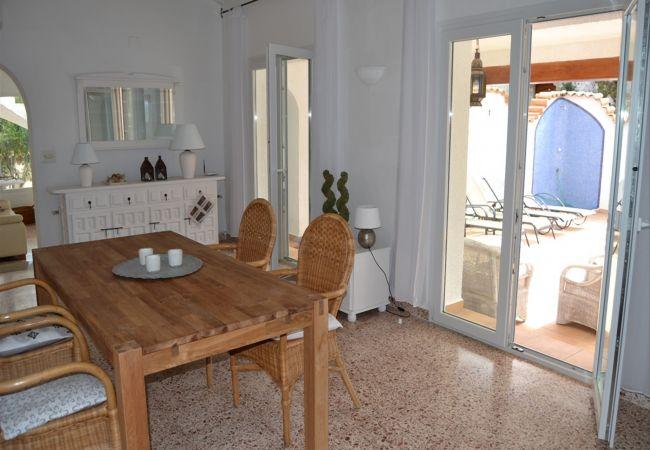 Chalet in Javea - Casa Descansa Javea - 5025