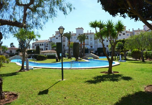 Ferienwohnung in Javea - 5042 Apartamento La Isla