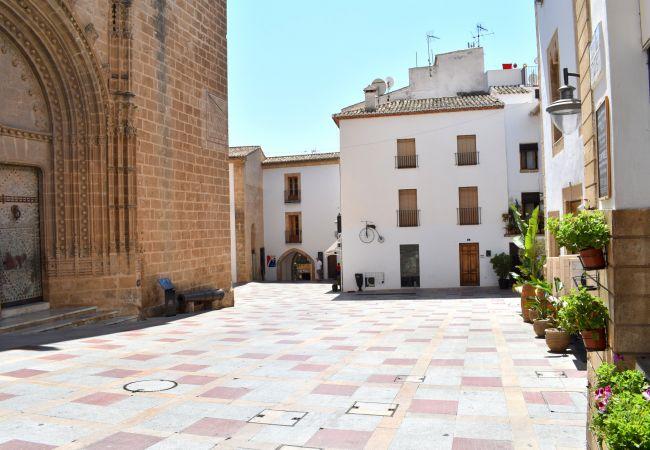 Ferienwohnung in Javea - Apartamento Nueva Fontana Javea - 5071-1