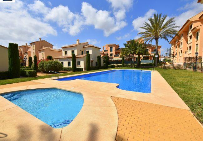 in Javea / Xàbia - Apartamento Jardines del Mar Javea - 5047