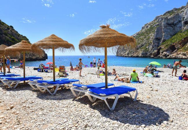 Ferienwohnung in Javea - Apartamento Jardines del Mar Javea - 5047