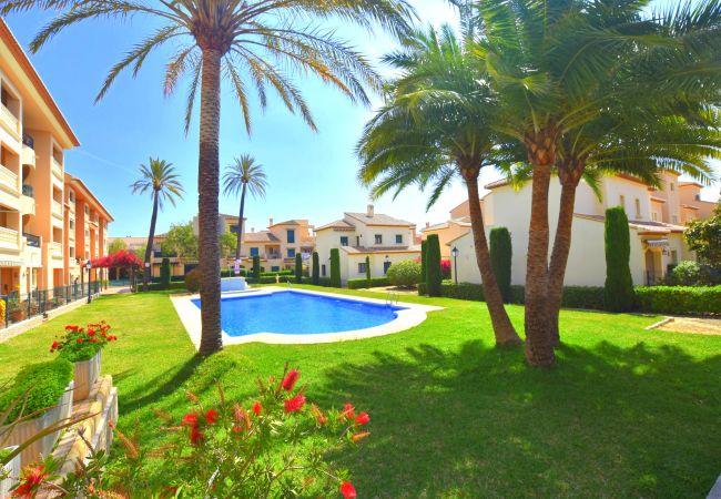 Ferienwohnung in Javea / Xàbia - Apartamento Jardines del Mar Javea - 5047