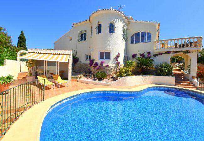 freistehendes Haus in Javea / Xàbia - Casa Mirador Javea - 5004