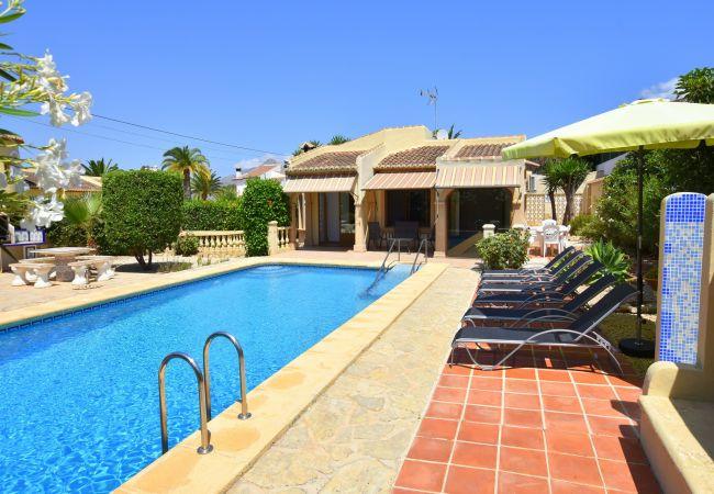 freistehendes Haus in Javea / Xàbia - Casa Viacien Javea - 5099