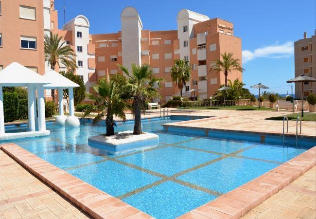 Ferienwohnung in Javea - 5053 Apartamento Golden Paradise I