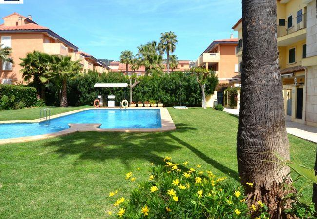 Ferienwohnung in Javea - Apartamento Javea Land Javea - 5009