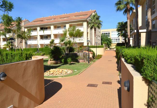 Ferienwohnung in Javea - Apartamento Golden Beach Javea - 5017