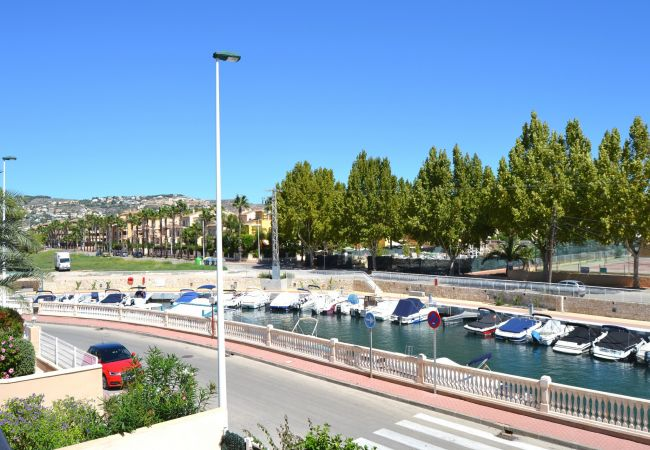 Ferienwohnung in Javea - Apartamento Nou Fontana Javea - 5063
