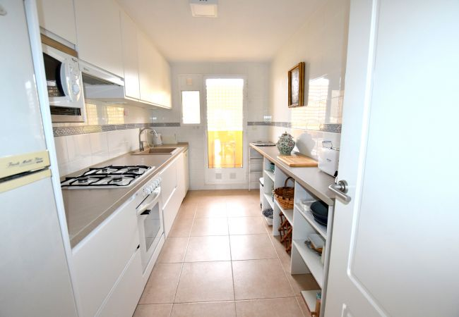 Ferienwohnung in Javea - Apartamento Isleta Marina I Javea - 5023
