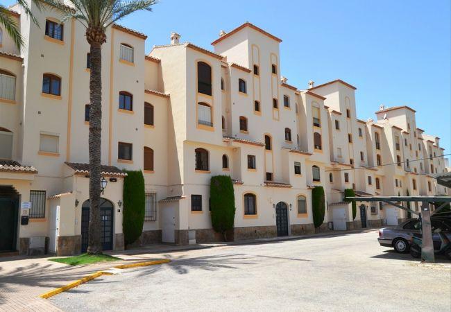 Ferienwohnung in Javea - Apartamento La Isla Javea - 5082