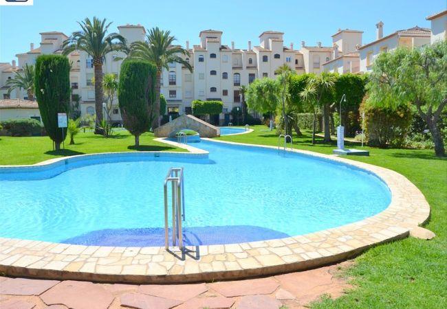 Ferienwohnung in Javea / Xàbia - Apartamento La Isla Javea - 5082
