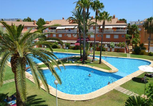 Ferienwohnung in Javea - Apartamento Arenal Park Javea - 5086
