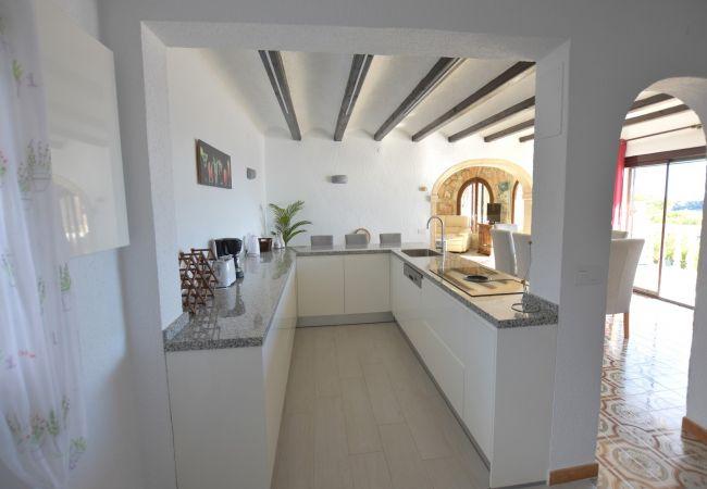 Chalet in Javea - Casa Bonavista Javea - 5039