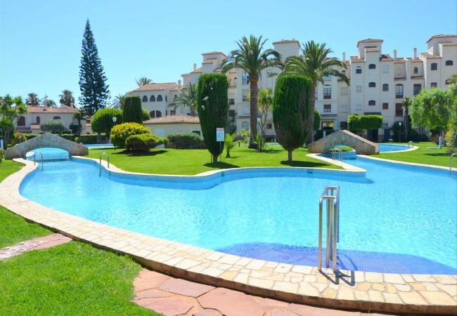 Ferienwohnung in Javea - Apartamento La Isla Javea - 5081