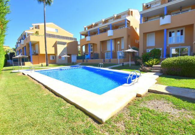 Ferienwohnung in Javea - Apartamento Menorca Javea - 5002