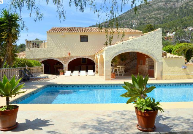 Chalet in Javea / Xàbia - Casa El Trovador Javea - 5095