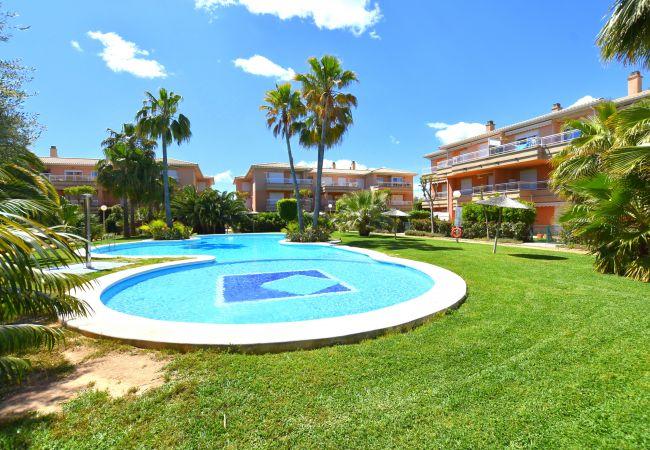 Ferienwohnung in Javea - Apartamento La Senia Javea - 5064