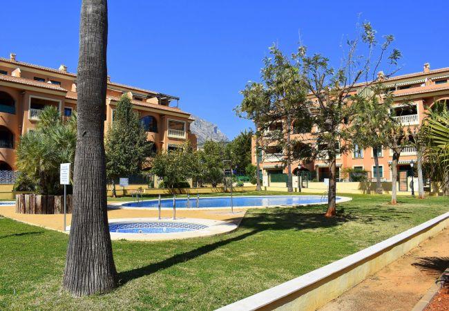 Ferienwohnung in Javea - Apartamento Jardines del Puerto Javea - 5050