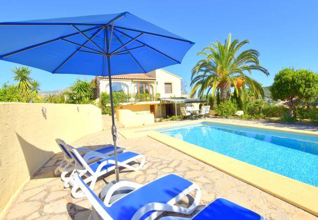 Chalet in Javea / Xàbia - Casa Vista Javea - 5097