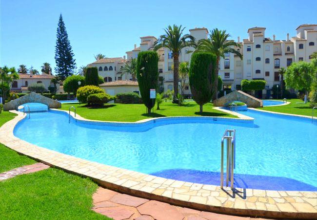Ferienwohnung in Javea / Xàbia - Apartamento La Isla Javea - 5024