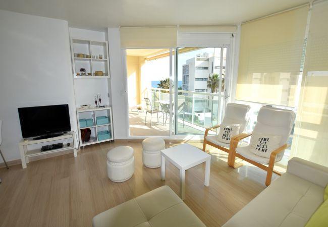 Ferienwohnung in Javea - Apartamento Golden Gate Javea - 5005