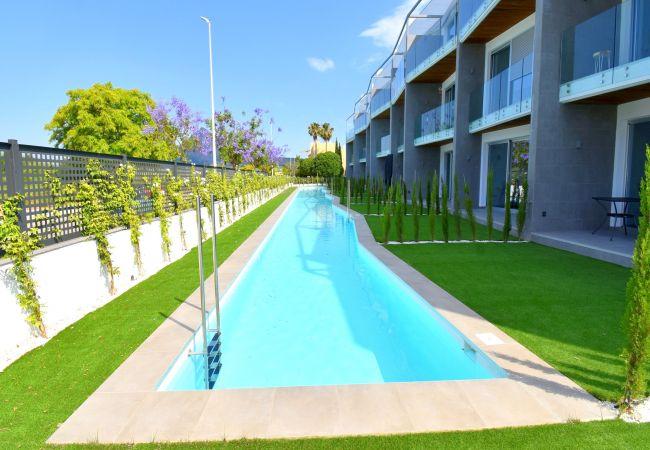 Ferienwohnung in Javea - Apartamento Estrasburgo Suites  Javea - 5044